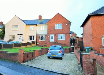 Thumbnail 3 bed semi-detached house for sale in Lime Crescent, Church Warsop, Mansfield, Nottinghamshire