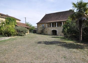 Thumbnail 4 bed country house for sale in Monclera, Midi-Pyrenees, 46250, France