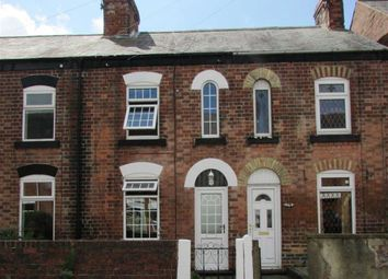 Thumbnail 2 bed terraced house for sale in Chapel Street, Kilburn, Derbys