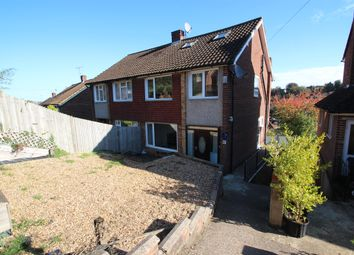 Thumbnail 4 bed semi-detached house to rent in Deeds Grove, High Wycombe