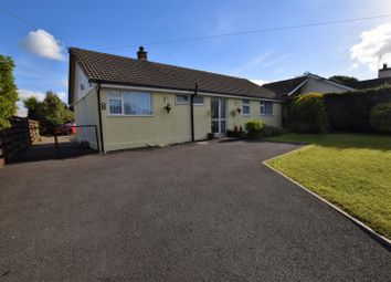 Thumbnail 5 bed detached bungalow for sale in Pill Road, Hook, Haverfordwest