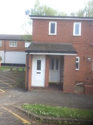 Thumbnail 1 bed maisonette to rent in Leyland Gardens, Derby