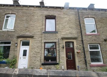Thumbnail 4 bed terraced house for sale in Oakleigh Terrace, Todmorden