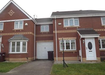 Thumbnail 3 bed semi-detached house for sale in Penda Drive, Maghull, Merseyside, Uk