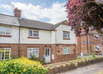Thumbnail 3 bed semi-detached house for sale in The Crescent, Ampthill