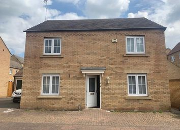 Thumbnail 4 bed property to rent in Badington Close, Peterborough