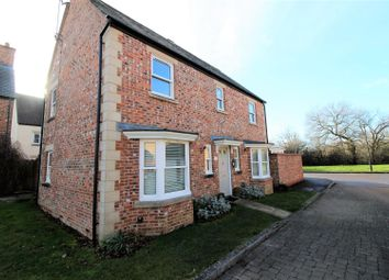 Thumbnail 4 bedroom detached house for sale in Barcote Close, Redhouse, Swindon