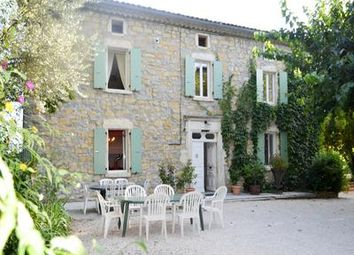 Thumbnail 10 bed property for sale in Grospierres, Ardèche, France