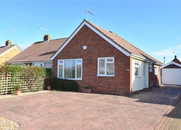 Thumbnail 2 bed semi-detached bungalow for sale in Western Road, Sompting, West Sussex