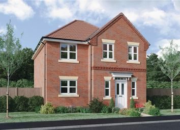 """Thumbnail 3 bedroom detached house for sale in """"Pebworth"""" at Halam Road, Southwell"""