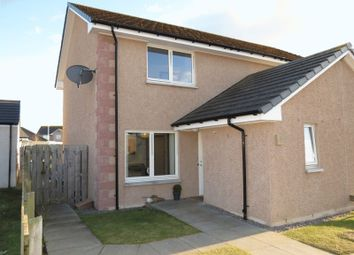 Thumbnail 2 bed semi-detached house for sale in Birches Court, Nairn