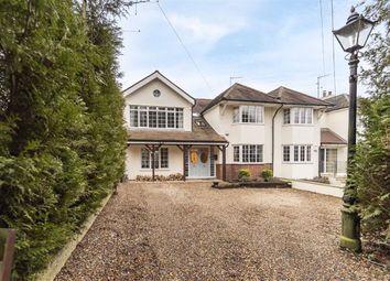 4 bed semi-detached house for sale in Newgate Street Village, Hertford, Hertfordshire SG13
