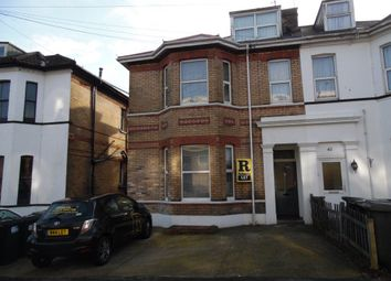 Thumbnail 3 bedroom flat to rent in Southcote Road, Bournemouth