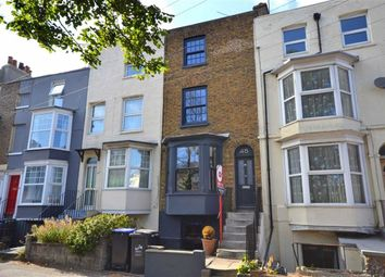Thumbnail 3 bed terraced house for sale in West Cliff Road, Ramsgate, Kent
