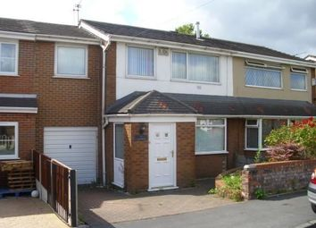 Thumbnail 4 bed semi-detached house to rent in Parkfields, Abram, Wigan