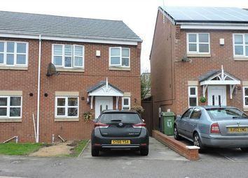 Thumbnail 3 bedroom semi-detached house to rent in Christleton Close, Prenton, Merseyside