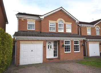 Thumbnail 4 bed detached house for sale in Blenheim Drive, Finningley, Doncaster