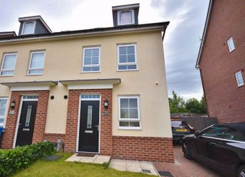 Thumbnail 4 bed terraced house for sale in Springwell Avenue, Liverpool