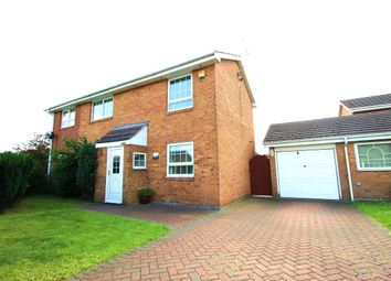 Thumbnail 3 bed semi-detached house for sale in Harpenden Drive, Dunscroft, Doncaster