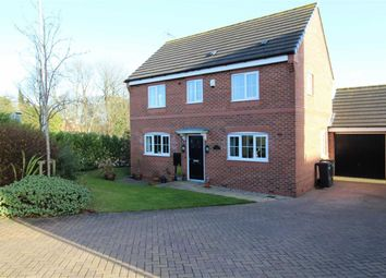 Thumbnail 3 bed detached house for sale in Bailey Drive, Mapperley, Nottingham