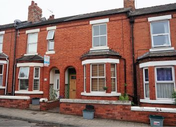 Thumbnail 2 bedroom terraced house for sale in Salisbury Street, Chester