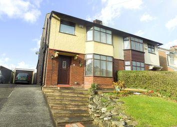 Thumbnail 3 bed semi-detached house for sale in Barn Lane, Golborne, Warrington