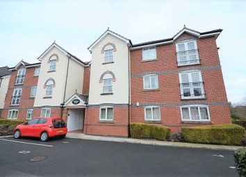 Thumbnail 2 bed flat for sale in 10 Coniston Court, Downes Way, Manchester