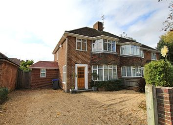 Thumbnail 3 bed semi-detached house for sale in South Street, Tarring, Worthing, West Sussex