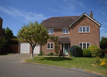 Thumbnail 5 bed detached house for sale in Flaxen Field, Weston Turville, Aylesbury