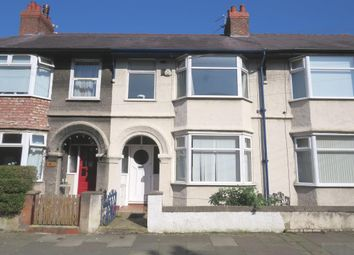 Thumbnail 3 bed terraced house for sale in Fieldside Road, Rock Ferry, Birkenhead