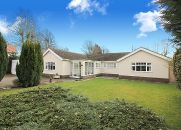 Thumbnail 4 bed detached bungalow for sale in Caythorpe Road, Caythorpe, Nottinghamshire