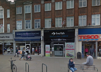 Thumbnail Retail premises for sale in Whitton High Street, Twickenham