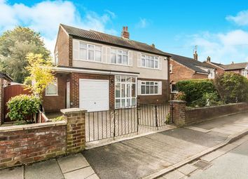 Thumbnail 4 bed detached house for sale in Fairway Drive, Sale