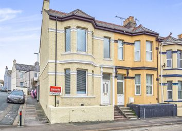 Thumbnail 2 bedroom end terrace house for sale in Laira Bridge Road, Plymouth