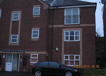 Thumbnail 1 bed flat to rent in Enderley Street, Newcastle Under Lyme