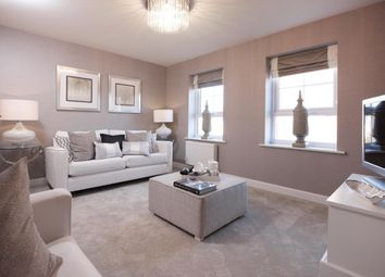"Thumbnail 4 bedroom terraced house for sale in ""Hawley"" at Sutton Way, Whitby, Ellesmere Port"