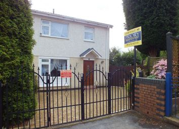 Thumbnail 3 bed semi-detached house for sale in Winghay Place, Chell Heath, Stoke-On-Trent