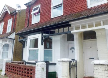 Thumbnail 2 bed end terrace house to rent in Winchcombe Road, Eastbourne