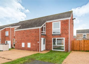 Thumbnail 3 bed end terrace house for sale in Whitewood Walk, Raf Lakenheath, Brandon