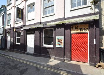 Thumbnail Commercial property for sale in 33 New Street, Weymouth