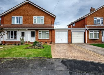 Thumbnail 3 bed semi-detached house for sale in Acorn Close, Burntwood