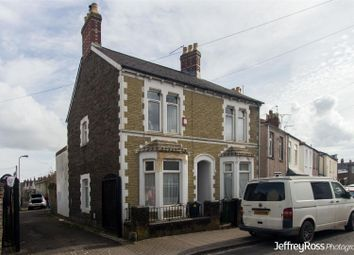 Thumbnail 3 bed detached house to rent in Heath Street, Cardiff