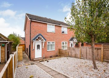 2 bed semi-detached house for sale in Calow Lane, Hasland, Chesterfield S41
