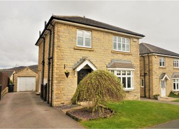 Thumbnail 3 bed detached house for sale in Bracken Way, Elland