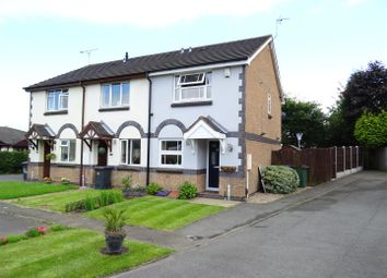 Thumbnail 2 bed town house for sale in Jarvis Way, Whitwick, Leicestershire