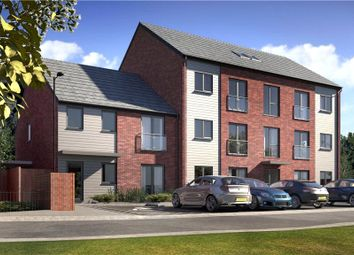 Thumbnail 2 bed flat for sale in Green View Plot 7, Rathmell Road, Leeds, West Yorkshire