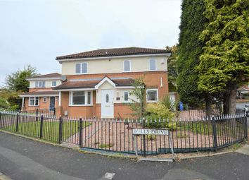 Thumbnail 4 bed detached house for sale in Wells Drive, Dukinfield