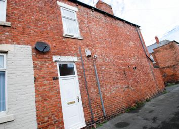 Thumbnail 1 bed terraced house for sale in Marlborough Street South, South Shields