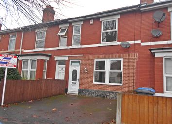 Thumbnail 3 bed terraced house for sale in Stenson Road, Derby