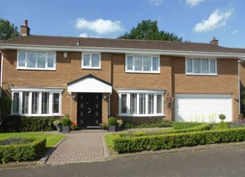 Thumbnail 5 bed detached house for sale in Larkfield Close, Greenmount, Bury